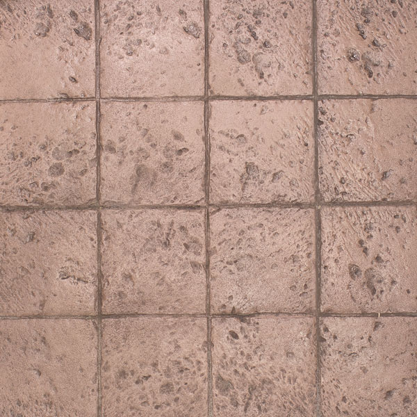 the rose water variety of adoquin stone is one great patio pattern