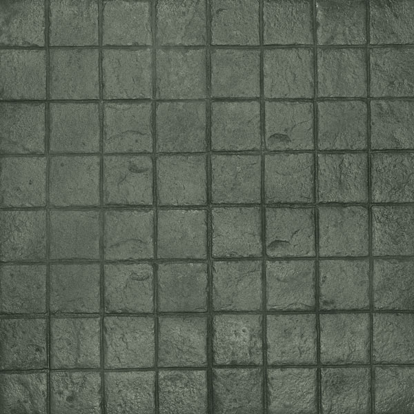 stacked bond offers a very contemporary pattern in stamped concrete