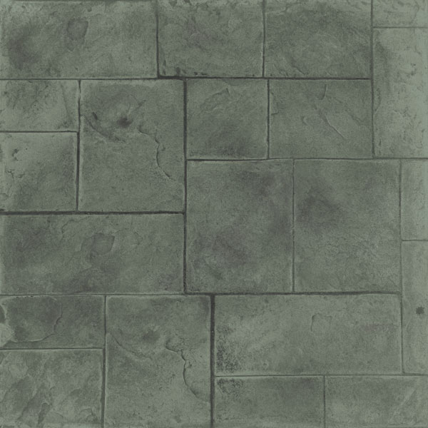 otter brown - ashlar slate from patterned concrete