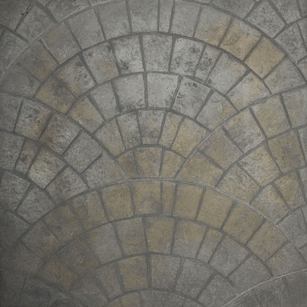 the color arctic fox in the cobblestone series is a great part of the Origins Series from Patterned Concrete
