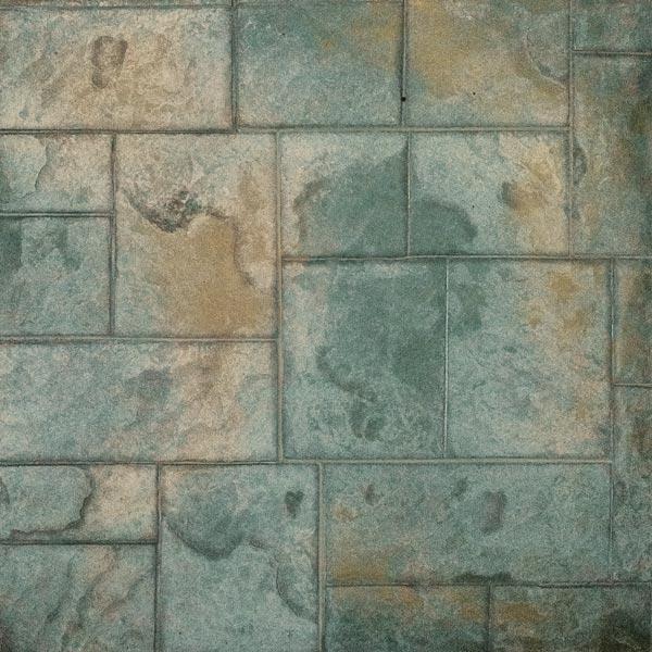 ashlar slate - briarwoods stamped concrete