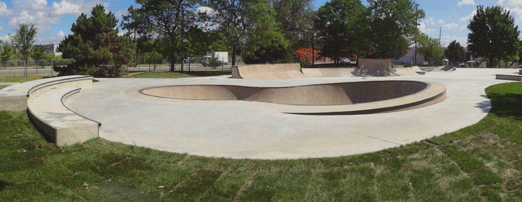 Eighth Street Skatepark