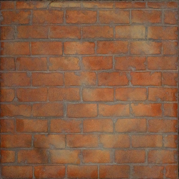 weathered clay in this brick running bond is a fantastic look for your driveway