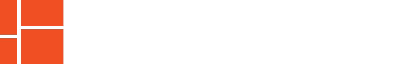 patterned concrete logo
