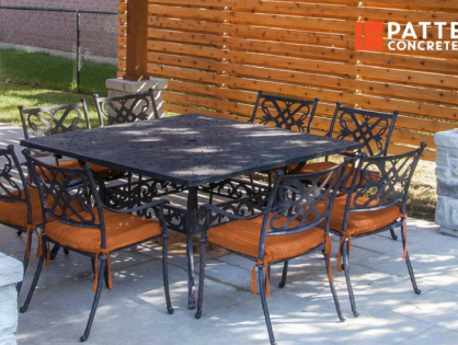 Creating a Perfect Patio