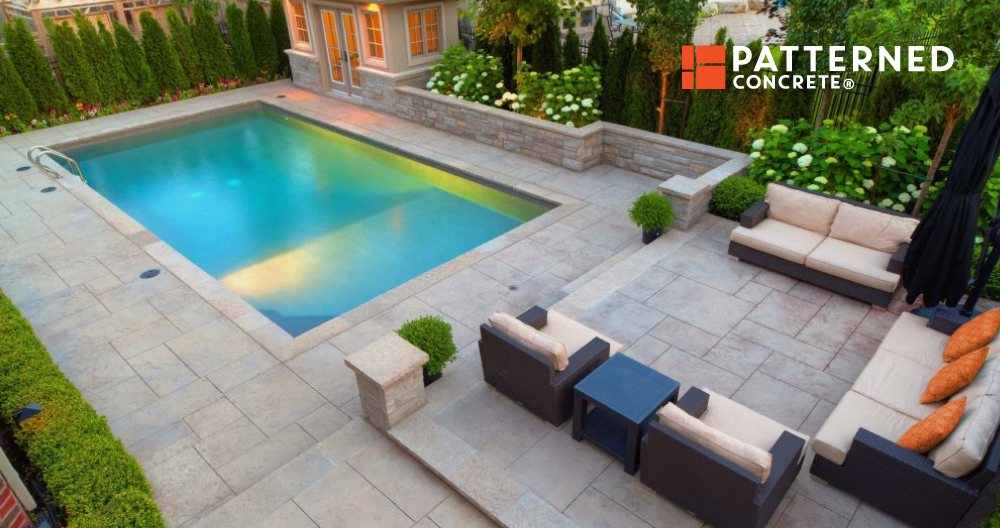 Why Add A Stamped Concrete Patio