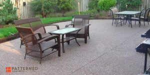 What is Exposed Aggregate Concrete?