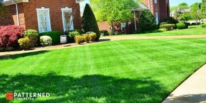 Cut Your Lawn While Protecting Your Concrete
