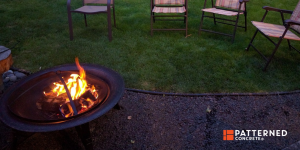 What a Fire Pit Can Add To Your Yard