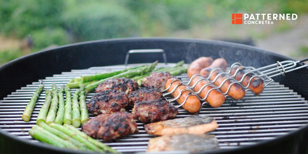 there are many types of bbq grill