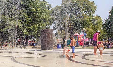 public waterpark