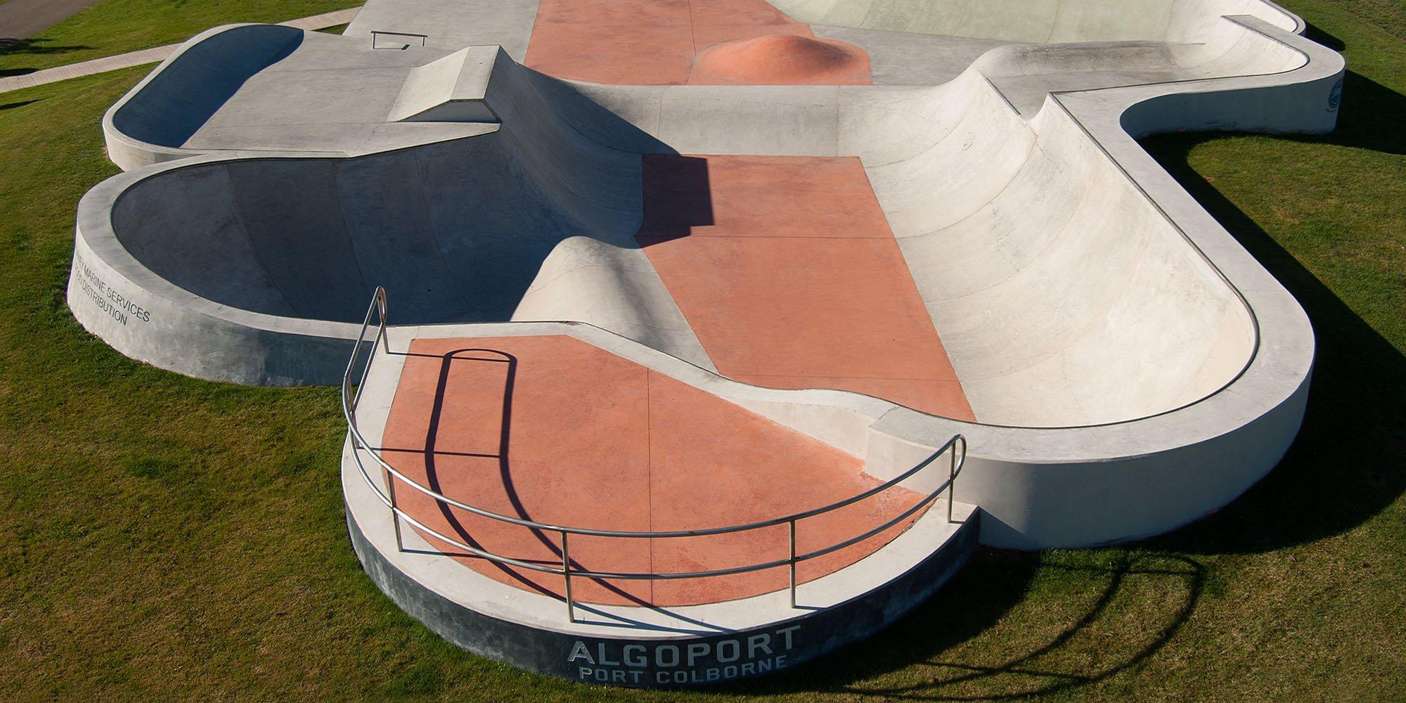 public skate park header